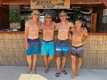 Kayak & SUP Hvar team